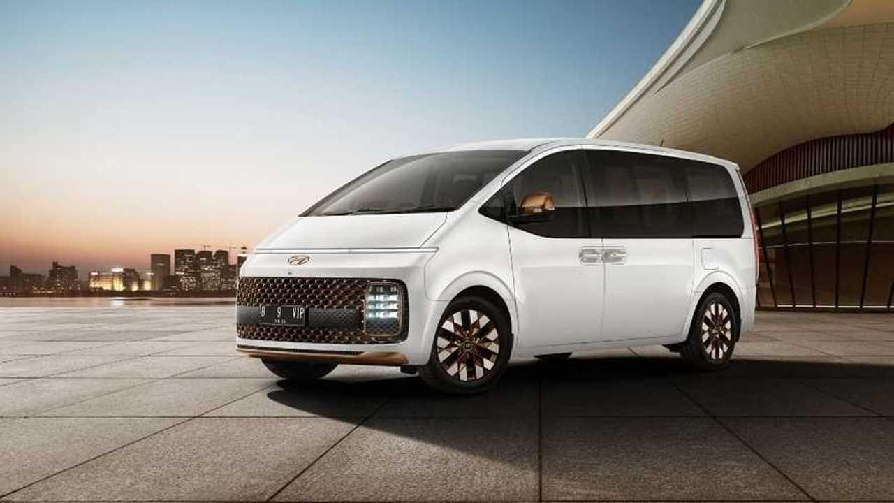 Hyundai Staria resmi meluncur di pasar Indonesia.