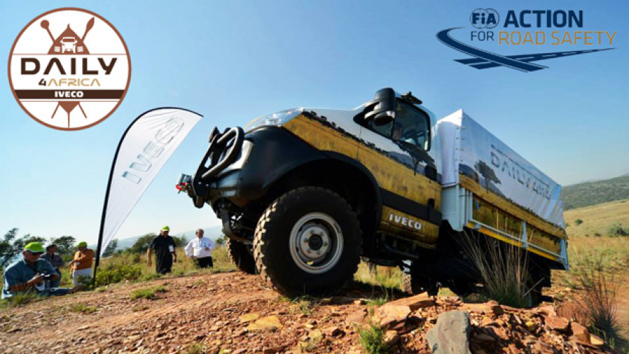 Iveco Daily l'africano