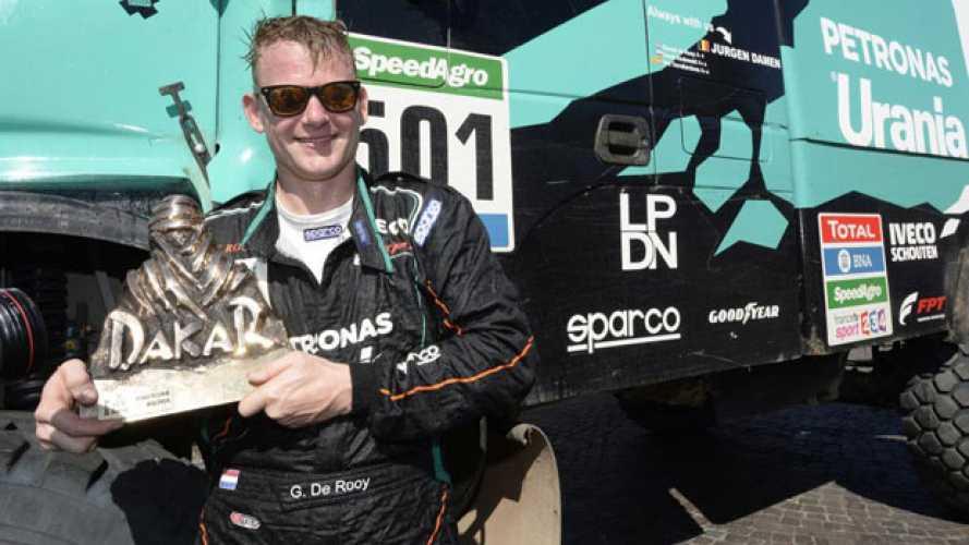 Iveco vince la Dakar 2016