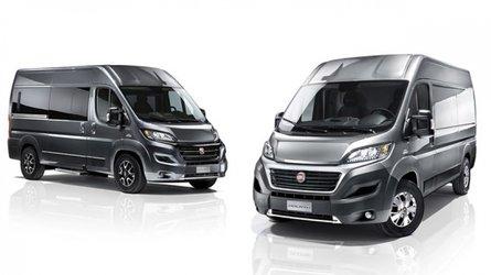 Fiat, anteprima Nuovo Ducato