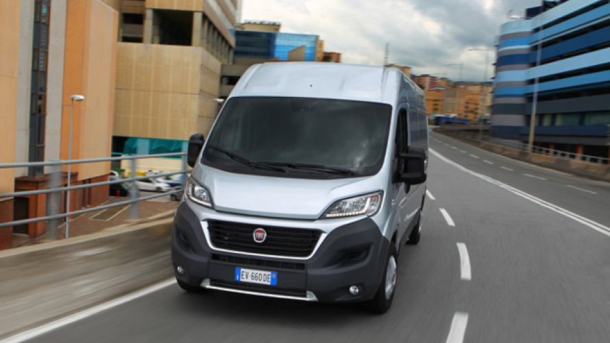 Fiat Ducato, più tecnologico