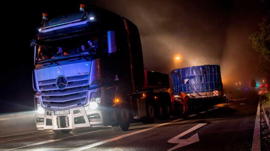 Promozione sui ricambi originali Mercedes-Benz Trucks