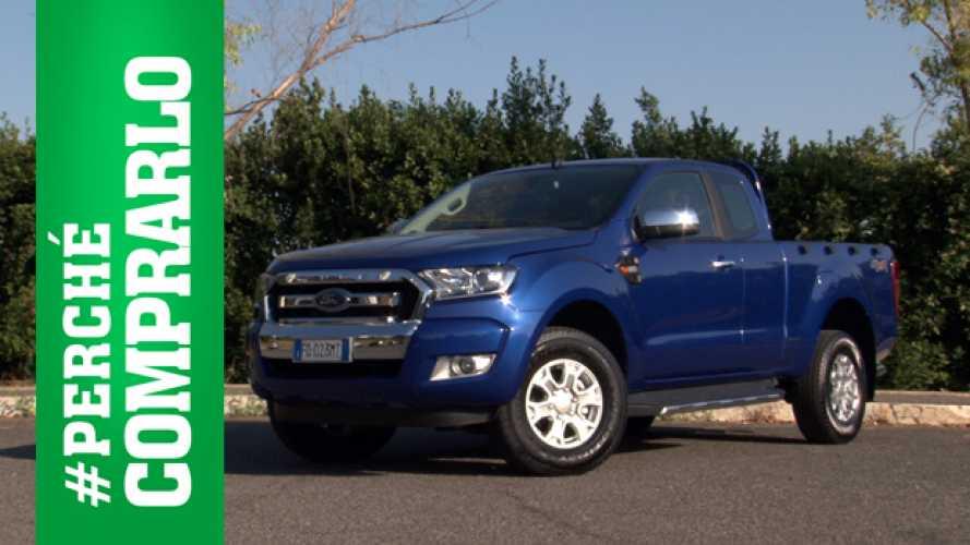 Ford Ranger XLT 160 CV Space Cab | Perché comprarlo... e perché no