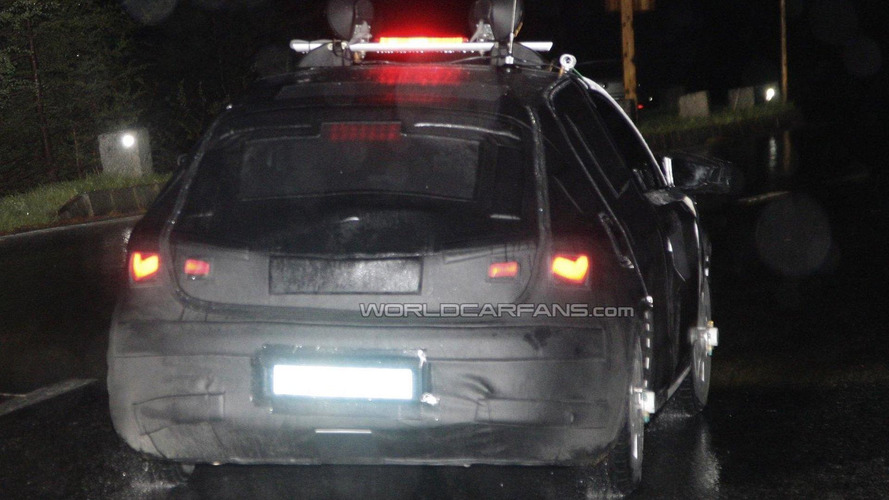 2013 Seat Leon latest spy photos showing new details