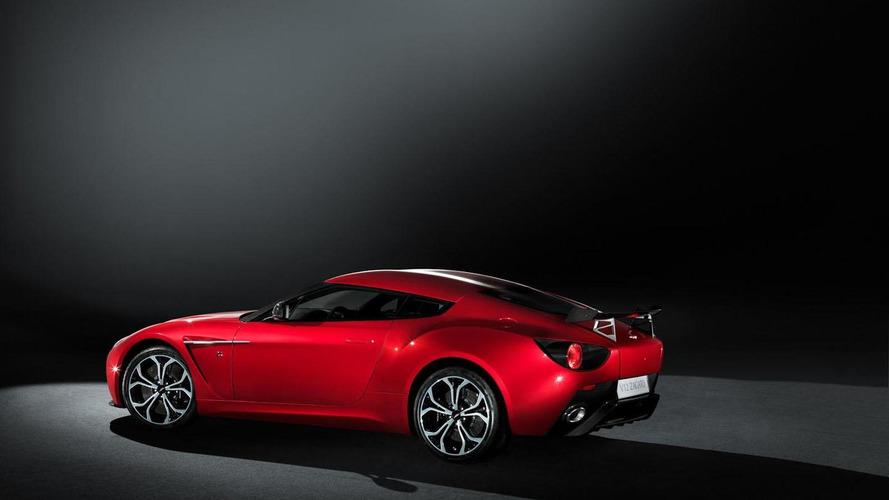 Aston Martin V12 Zagato officially unveiled