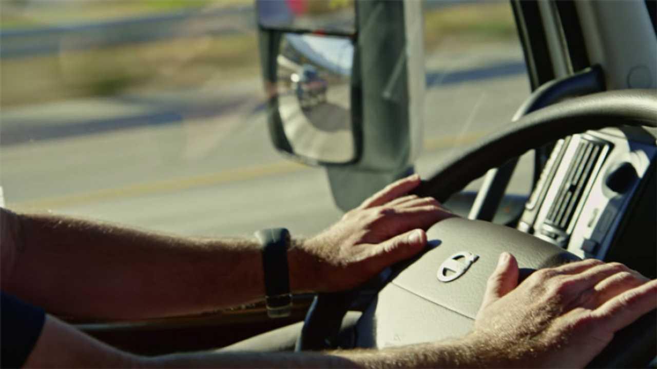Volvo e Otto a guida autonoma