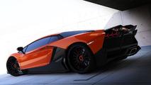 Lamborghini Aventador Limited Edition Corsa by RENM 05.07.2012