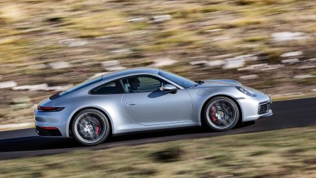 Porsche 992 Gen 911 Carrera Already Tuned To 572 Hp