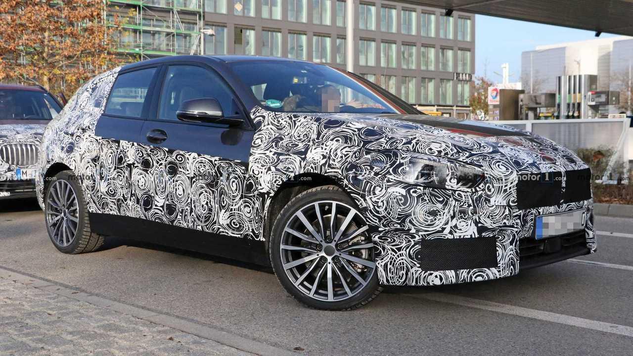 BMW Série 1 2019 - Novo Flagra