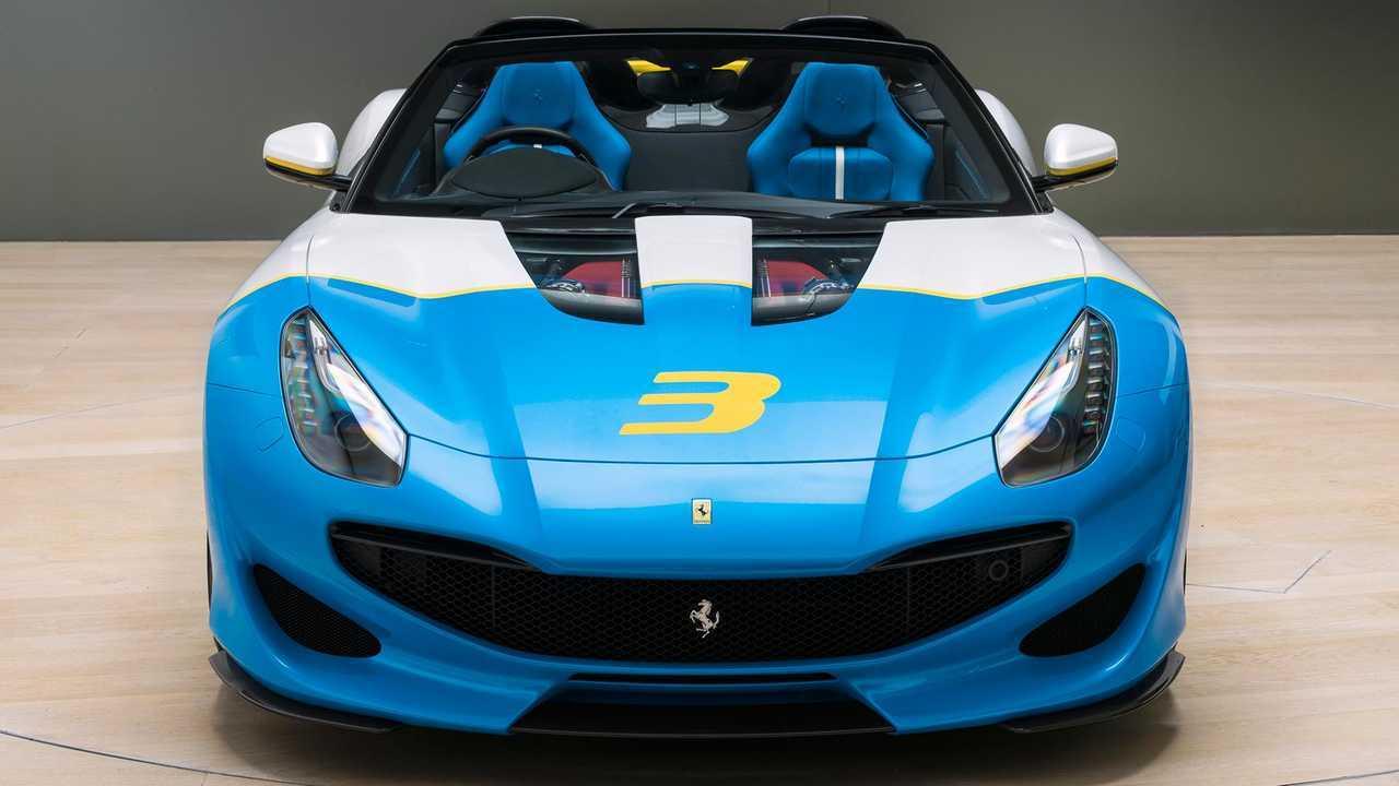 Ferrari SP3JC 2019