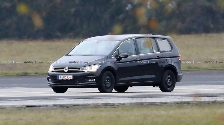 Volkswagen Variosport 2020, fotos espía