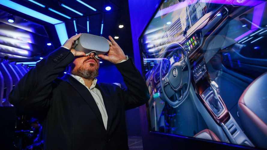 Volkswagen terá concessionárias digitais com realidade virtual no Brasil