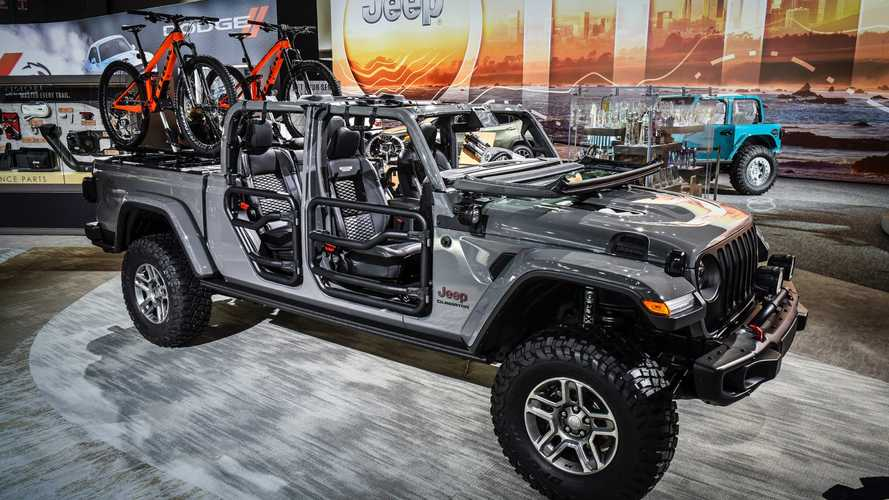 Jeep Gladiator 2020 by Mopar