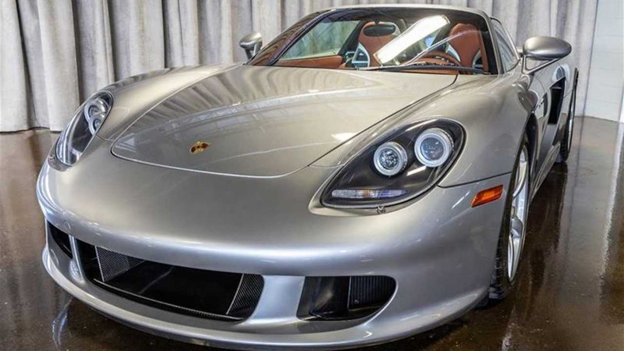 69 Mile Porsche Carrera Gt For Sale Looks Factory Fresh