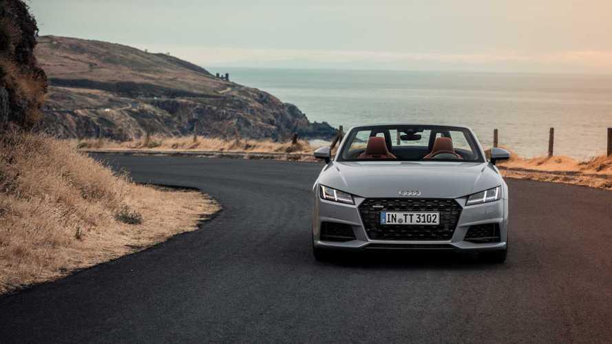 L'avenir de l'Audi TT est incertain