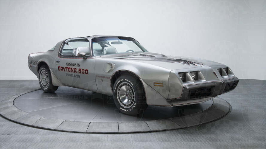 1979 Pontiac Firebird Trans-Am 10th Anniversary Edition eBay