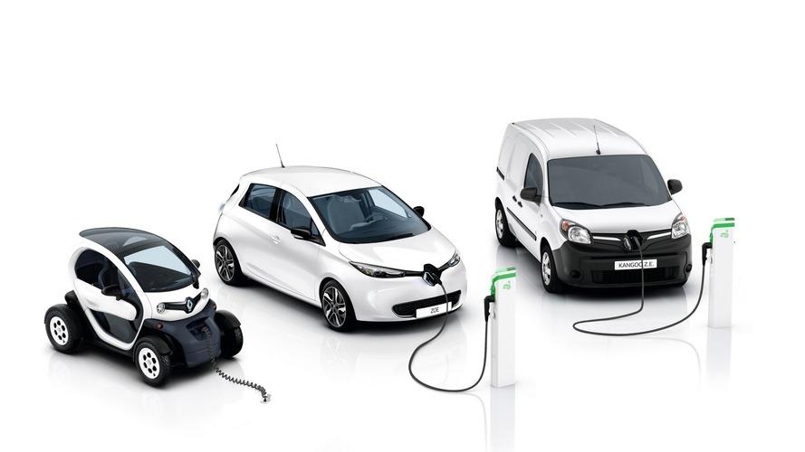 Renault tem mais de 250 carros elétricos rodando no Brasil