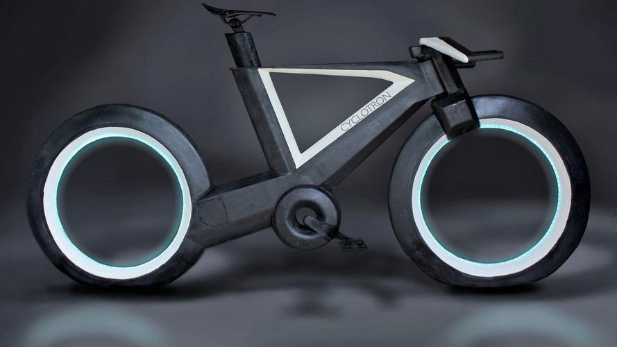 Cyclotron, Hubles Called tarafından tasarlanan klas bir bisiklet
