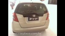 Honda New Fit 2009 - Lançamento será nesta semana - Vendas já começaram