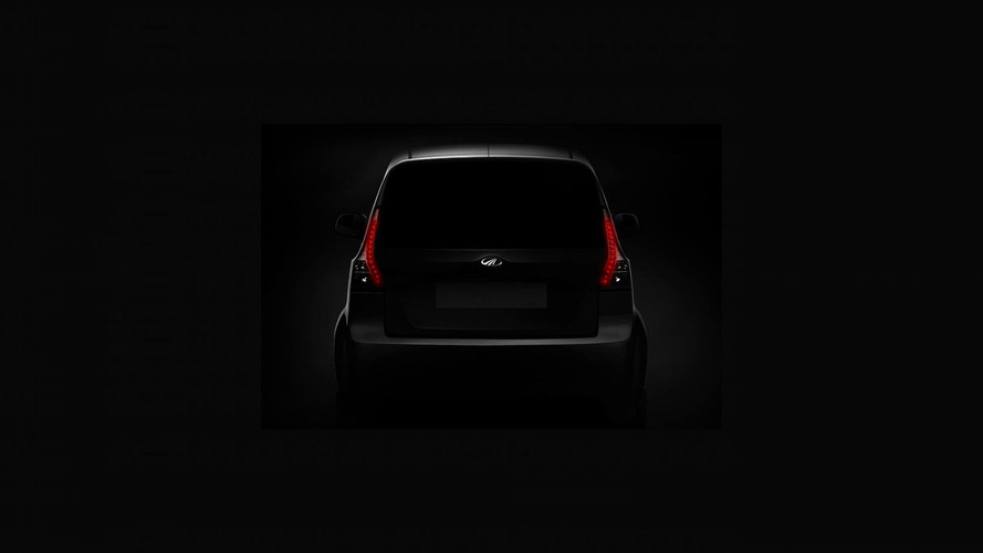 Mahindra teases e2oPlus electric four-door