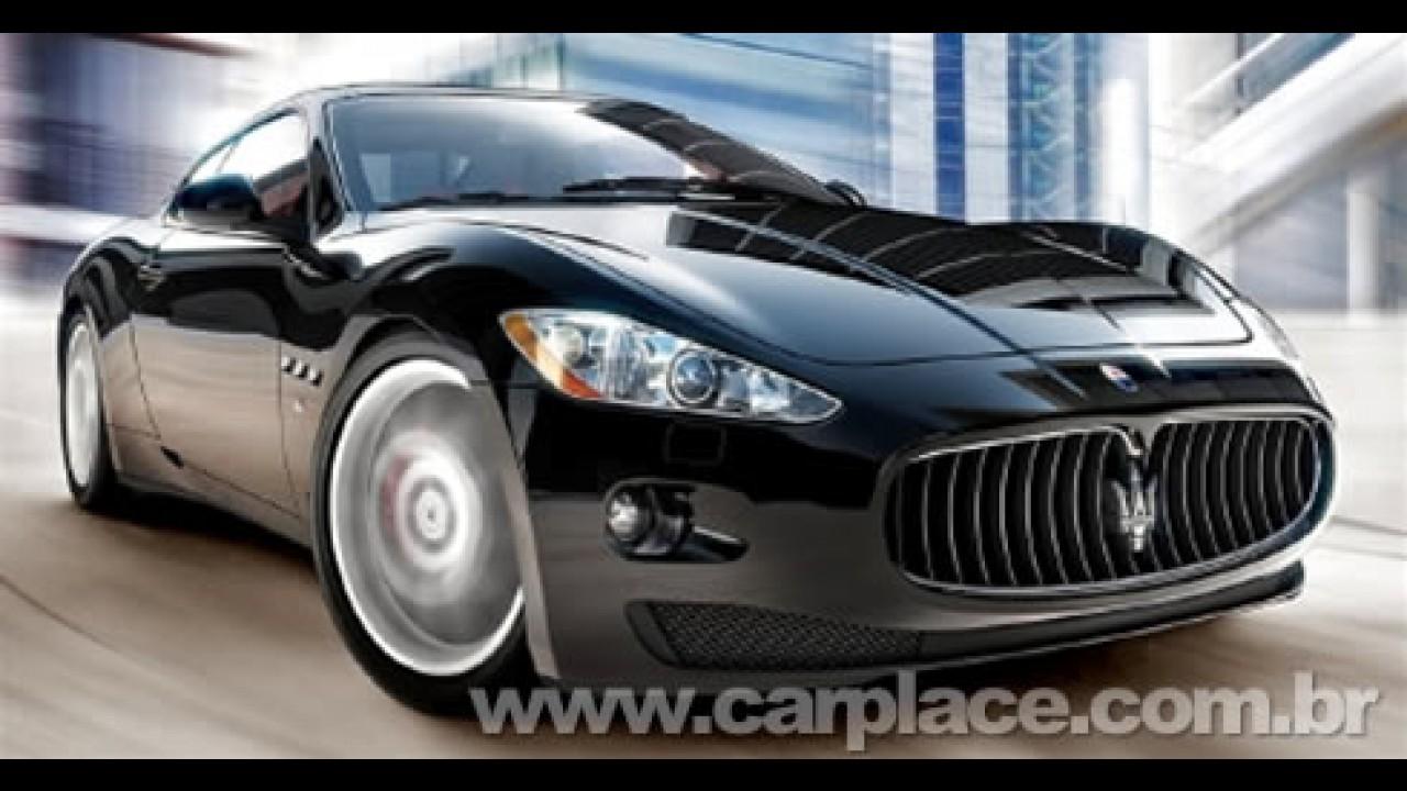 Até a Maserati!! Marca italiana convoca Recall para Quattroporte e Gran Turismo