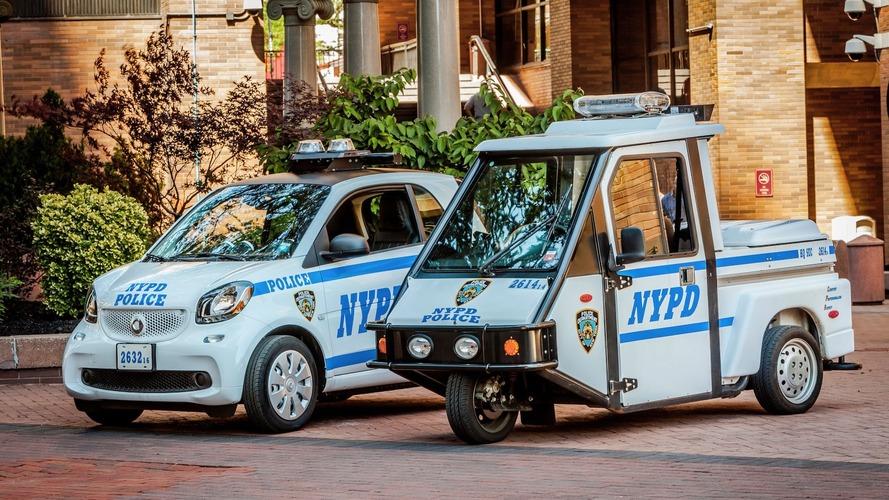 Smart - La police de NYC roule pour la ForTwo