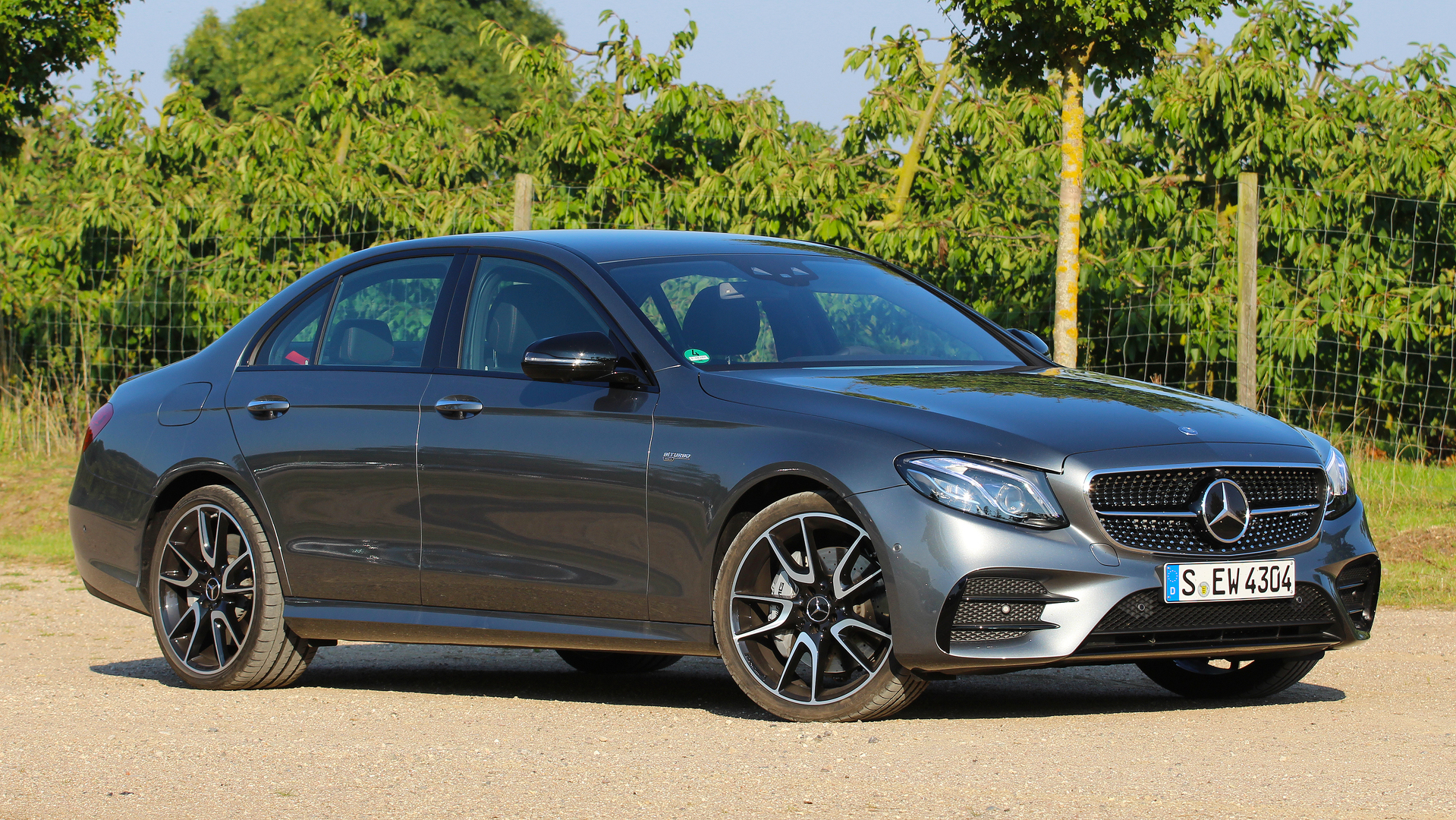 Review 2017 Mercedes Amg E43 Sedan