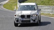 BMW, 2018 X3 M'i Nürburgring'de test ediyor