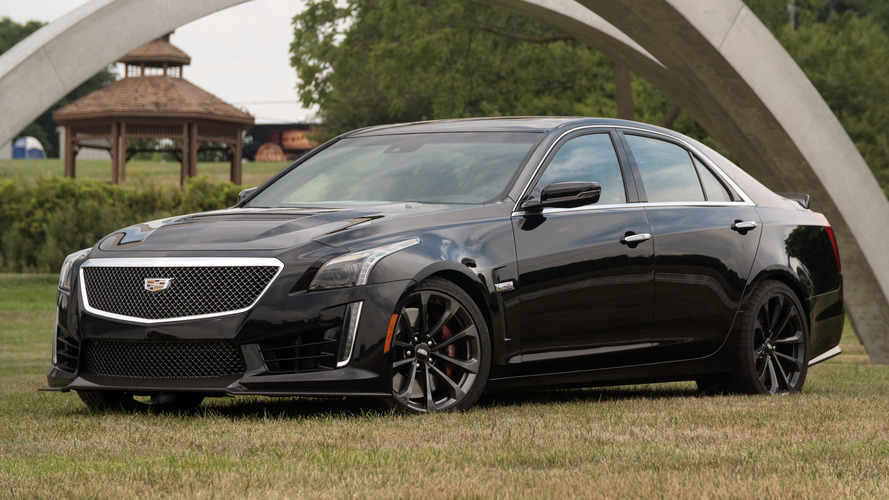 Review 2016 Cadillac Cts V