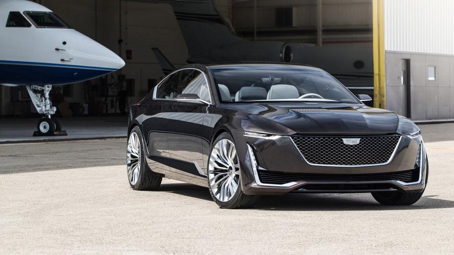 Cadillac, 2022'ye kadar 8 yeni model planlıyor