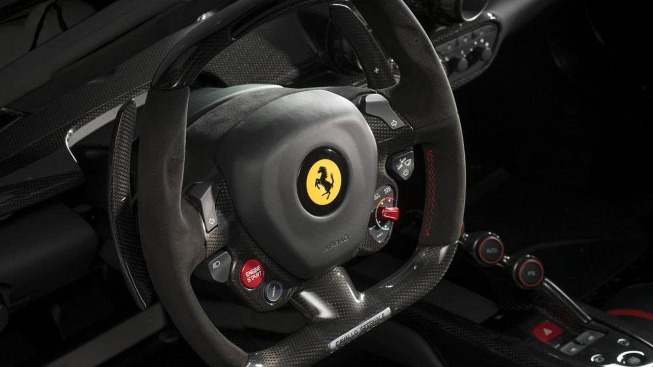 Ferrari LaFerrari Nero DS Opaco 1