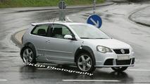 Audi A1 Mule