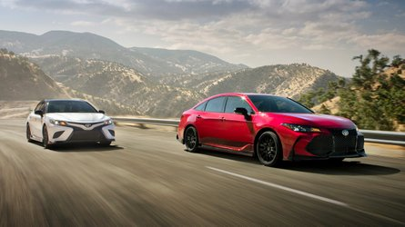 Toyota Avalon, Camry TRD Add Touch Of Sport To Sedan Segment
