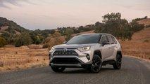 2019 Toyota RAV4 Hybrid: первый диск