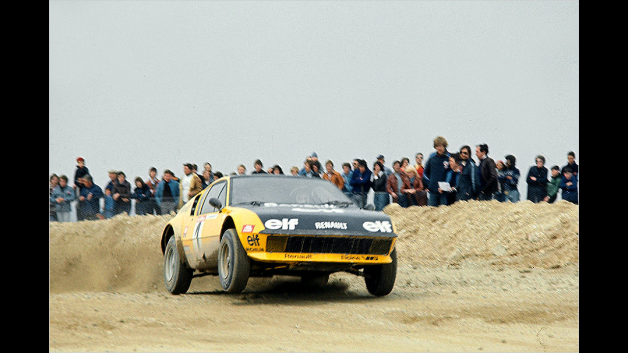 Große Sprünge im Rallyecross-Sport