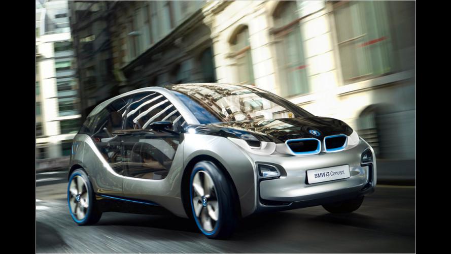 BMW: Mit dem i3 in die Zukunft