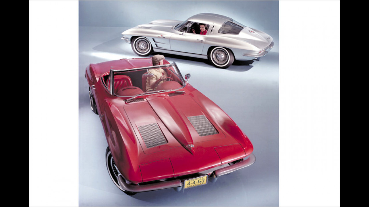 Corvette C2 Sting-Ray (1963)