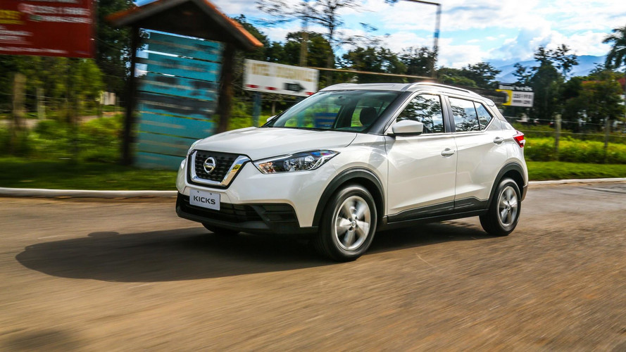 Teste rápido Nissan Kicks S manual – Salvem os manuais!