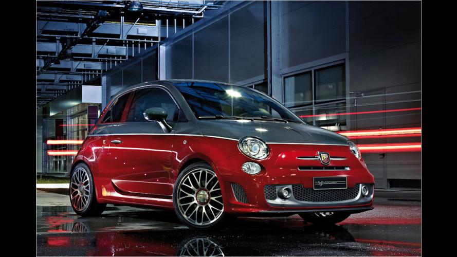 """Varianten ,Turismo"""" und ,Competizione"""" als Limousine und Cabriolet mit 160-PS-Antrieb"""