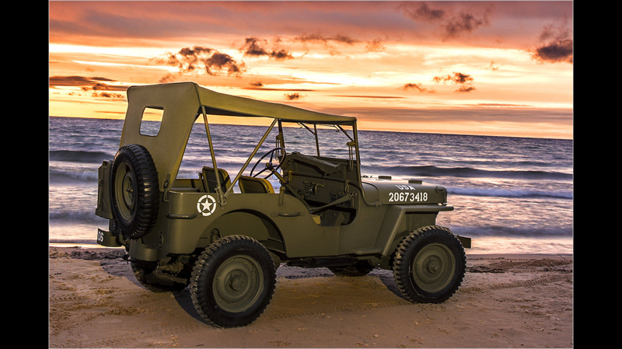 Willys MA / MB: 1941-1945