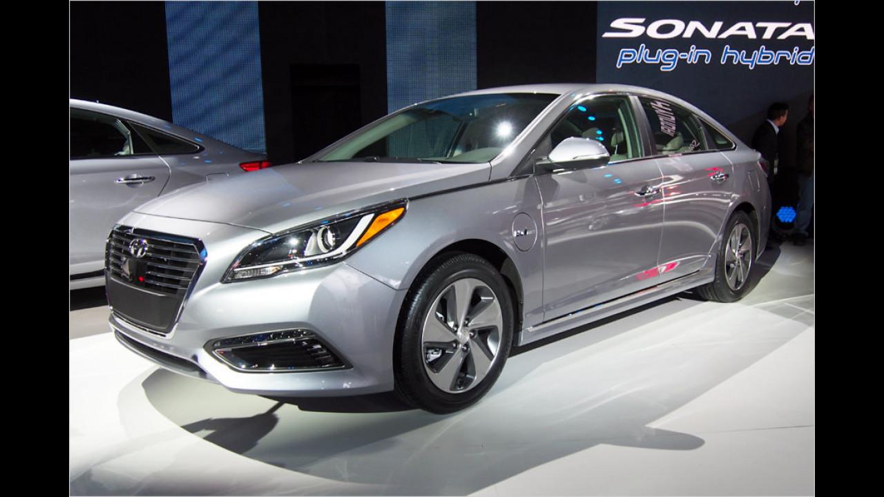 Hyundai Sonata Plug-in-Hybrid