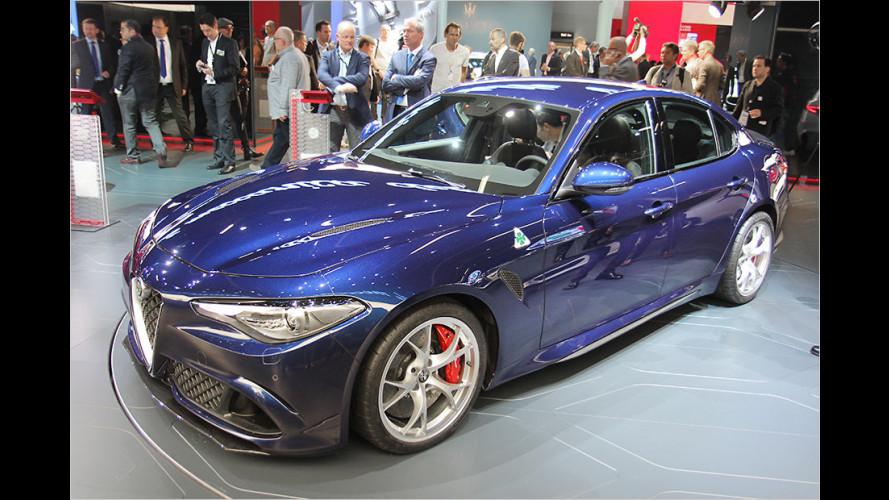 Alfa Giulia: Preise und irre Nordschleife-Zeit