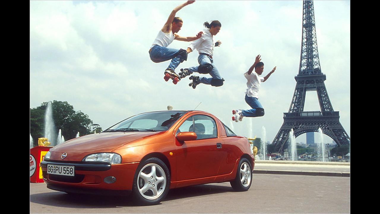 1994: Opel Tigra