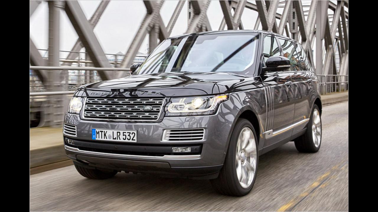 Land Rover Range Rover 5.0 V8 SV LWB