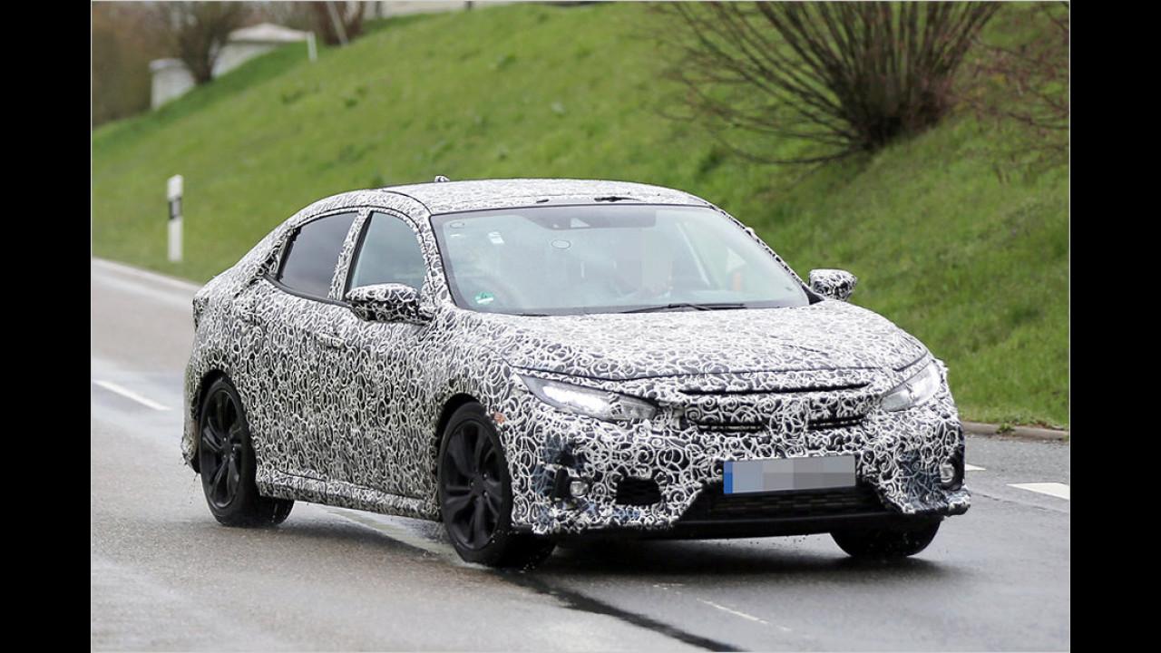 Honda Civic Fünftürer