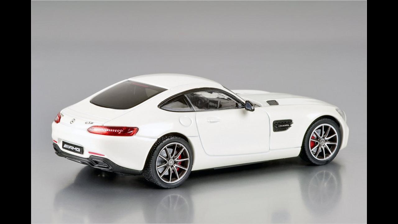 Sieger 1:43 Großserie aktuell: Mercedes-AMG GT