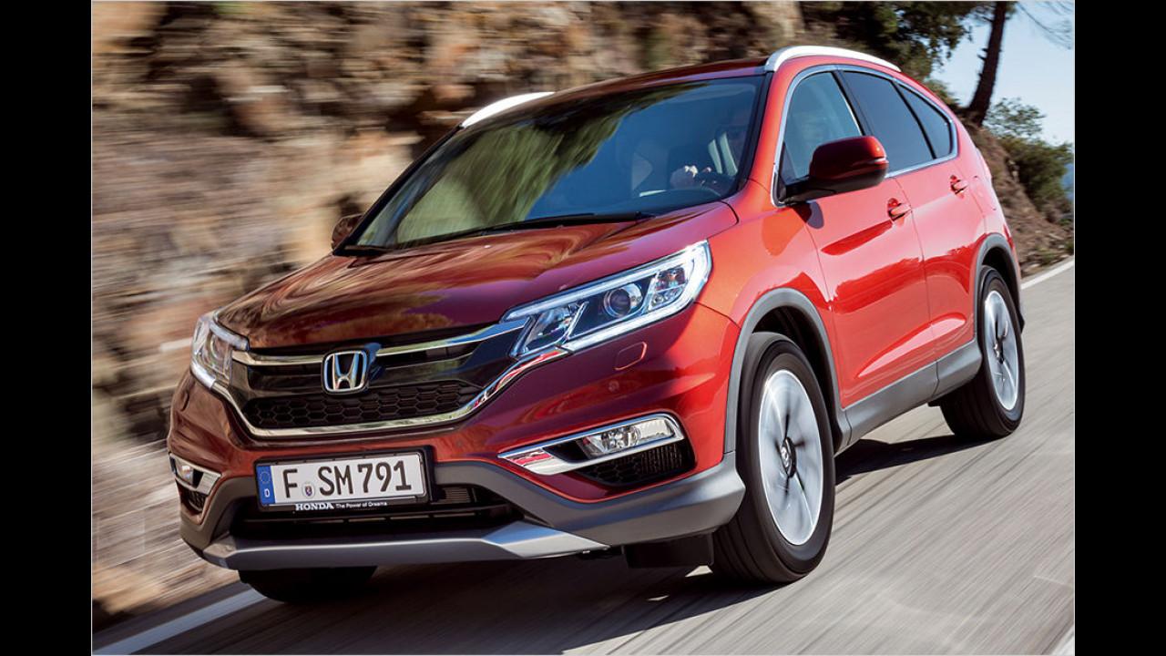 Honda CR-V 1.6 i-DTEC 2WD