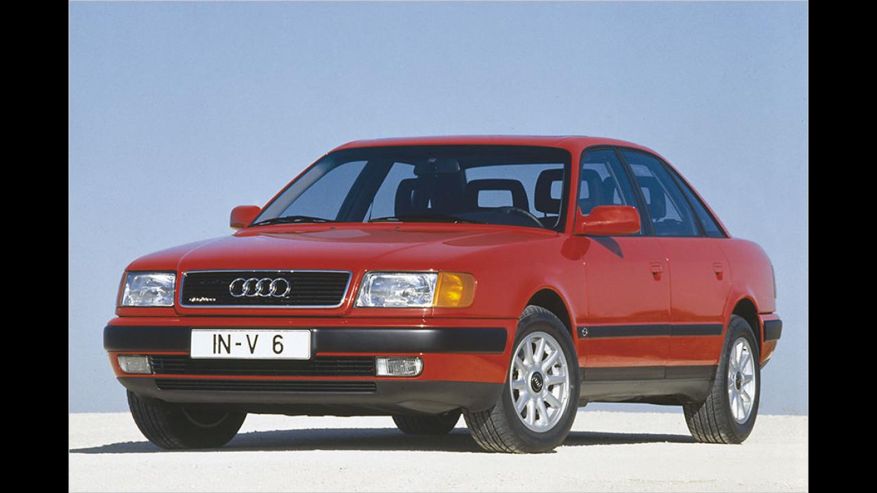 Audi 100 (C4) (1990)