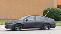 2015 Subaru Legacy sedan spy photo 08.07.2013