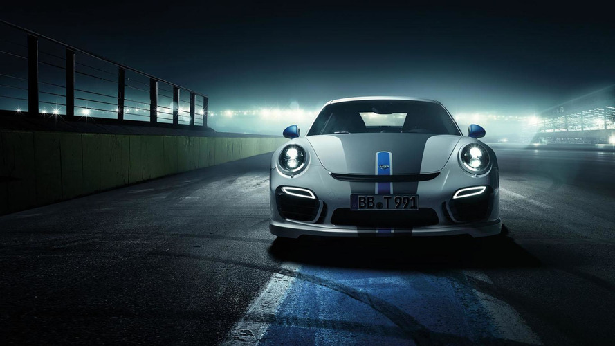 TechArt tunes the Porsche 911 Turbo